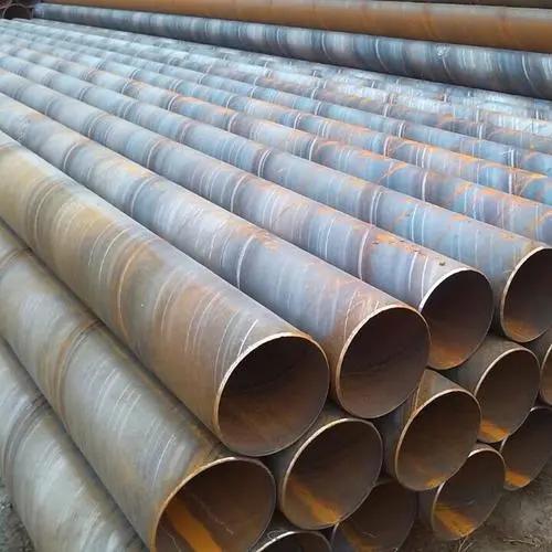 螺旋管对外租赁促租价格8元起 钢板桩出租山东省潍坊市