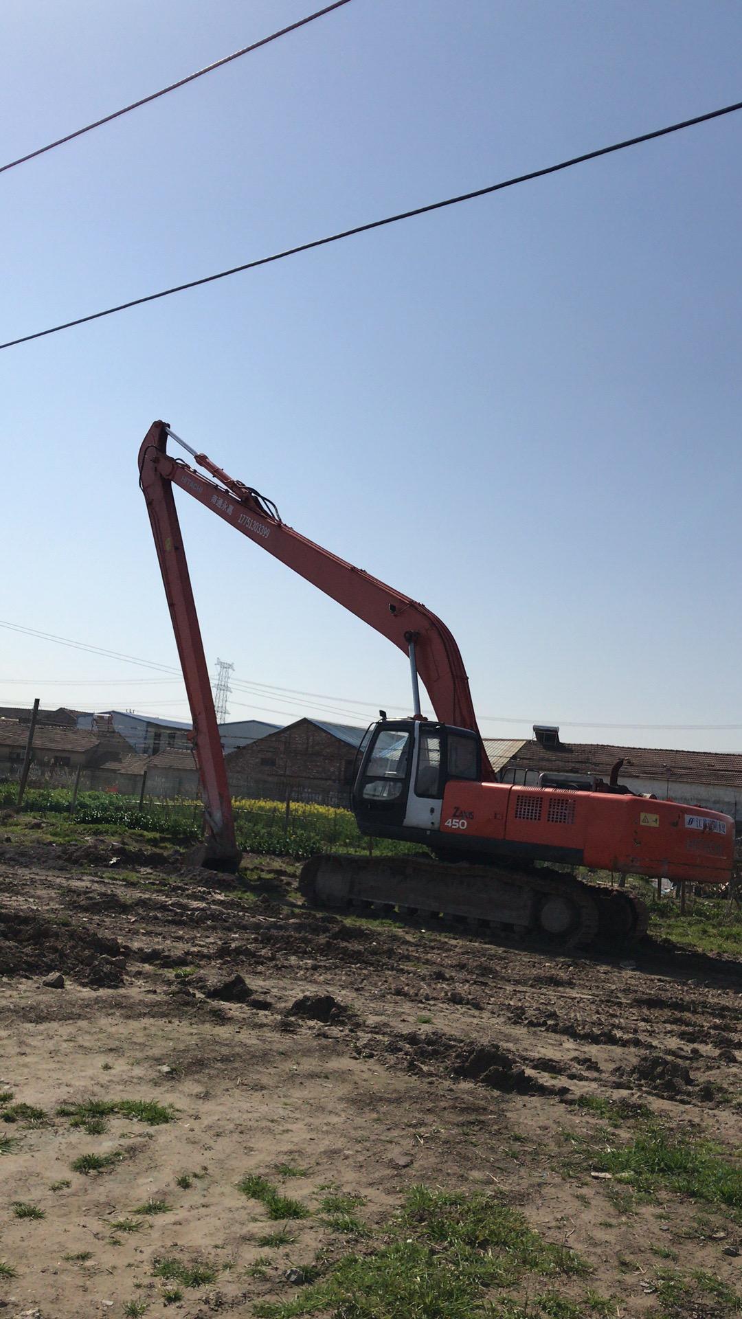 18米加长臂挖机